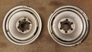 Chevrolet or GMC 16 inch rims $20.00 each