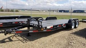 2019 Rainbow Trailers Tilting Trailers 8P7T22M