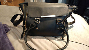 Large Black Purse from Spring
