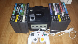 Nice Nintendo Gamecube Bundle with Controller Card and 13 Games