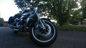 2006 Hyosung GV 650.very well cared for, never seen snow, babied