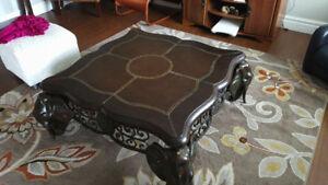 Unique ELEPHANT coffee table!