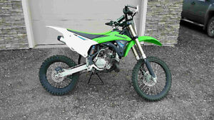 2014 KX100 For Sale