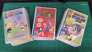 Richie Rich   HUGE COLLECTION - 115 comic books !!!