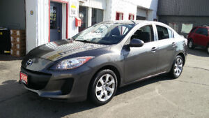 2012 Mazda 3 156,000km AUTOMATIC Certified! GREAT PRICE!!