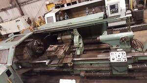 Mori Seiki LL7 CNC lathe Made in Japan