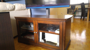 TV and Sound System stand