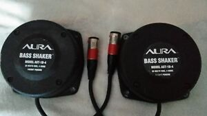 Aura Model AST-1B-4 Bass Shakers