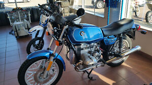 1981 BMW R65 MINT!  7000km