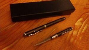 4in1 laser& flashlight, Letter opener, Touch pen. NEW