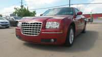 2008 Chrysler 300 in stylish RED! Ask about our NO CREDIT CHECK!