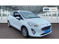2018 Ford Fiesta ZETEC ***SAT NAV*** Manual Hatchback Petrol Manual