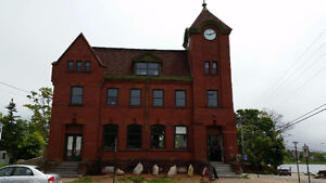Parrsboro old Post Office-Customs house 8,000 sq.ft