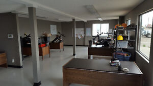BEST SPACE/ LOCATION IN HIGH RIVER - FOR SALE OR LEASE