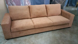 BRAND NEW Cozy Sofa with Wide and Comfy Seats Ready to Go! Kitchener / Waterloo Kitchener Area image 1