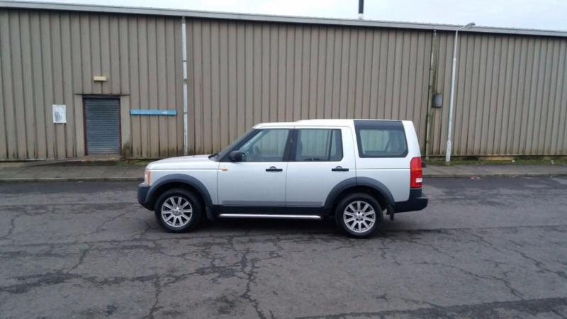 2005 05 LANDROVER DISCOVERY 3 2.7TD 4X4 7 SEATS