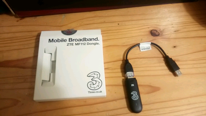 three mobile broadband dongle | in Liskeard, Cornwall | Gumtree