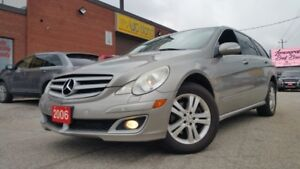 2006 Mercedes-Benz R-Class 4MATIC NAVIGATION LEATHER PANORAMIC S