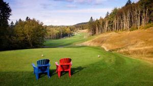 18 Holes Of Golf At The Lakes