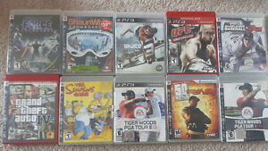 10 playstation games for only 30$!!!