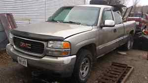 1999 gmc 1500 classic part out