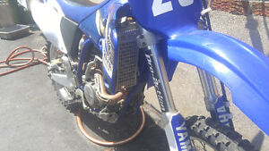 Superbe motocross a vendre extrement fiable.!