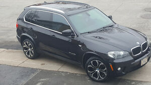 BMW X5 M-PACKAGE 2011 *7 PASSAGER*