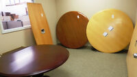Mega Used Furniture Sale-Boardroom-Cabinet-Desk-Drafting Table