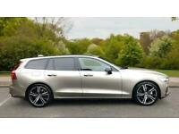 2020 Volvo V60 T4 R Design Plus Auto Winter Automatic Petrol Estate