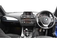 2013 13 BMW 1 SERIES 1.6 116I M SPORT 5D 135 BHP