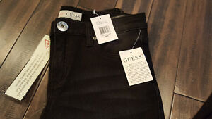 Brand new tags on Guess Jegging denim. Stretchable Materials