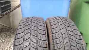 2x 185 60 15 Pirelli Winter 190 Snowcontrol