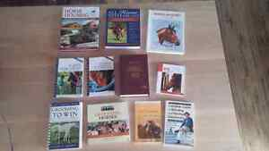 Horse Informational Books