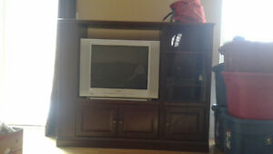 FREE T.V unit MUST go with television