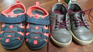 Boy's shoes size 7