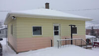 2 BDRM, 1.5 BATH, HOUSE WITH GARAGE FOR RENT IN CROWSNEST PASS