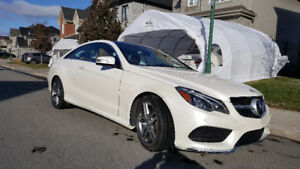 2014 Mercedes-Benz E350 Coupe 4Matic AMG Package ++