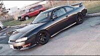 1995 Nissan 240sx kouki conversion
