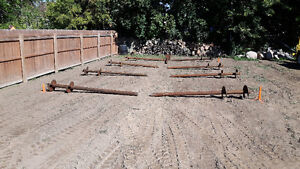 Helical Screw Pile Foundations- NO MORE CONCRETE POST HOLES! Cambridge Kitchener Area image 8