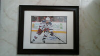 Brad Richards autographed framed portrait!!!