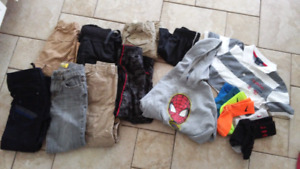 Boys clothes size 5-6