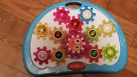 Playskool Gears Board with Lights and Sounds