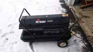 Kerosene  diesel heater