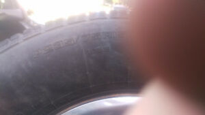 3 sets of tires for sale