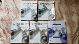 Physics knight buy or sell books in qubec kijiji classifieds physics 3rd ed by knight volumes 1 3 4 5 fandeluxe Images