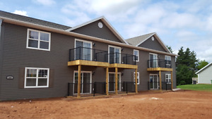 Beautiful Brand New 2 Bedroom Cornwall Apartment with A/C