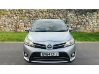 2014 Toyota Verso 1.6 D-4D Trend 5dr with Navigation and Parking Sen Estate Dies