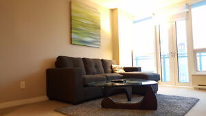 Furnished 1 bdrm + den condo at The Capitol Residences! Downtown-West End Greater Vancouver Area image 2