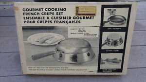 Crepe Maker from the 60s