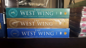 The West Wing TV Series on DVD